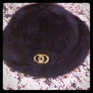 KANGOL Authentic Vintage Faux Fur Hat